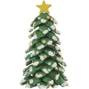 Spritz of Sparkle Christmas Cookie Tree