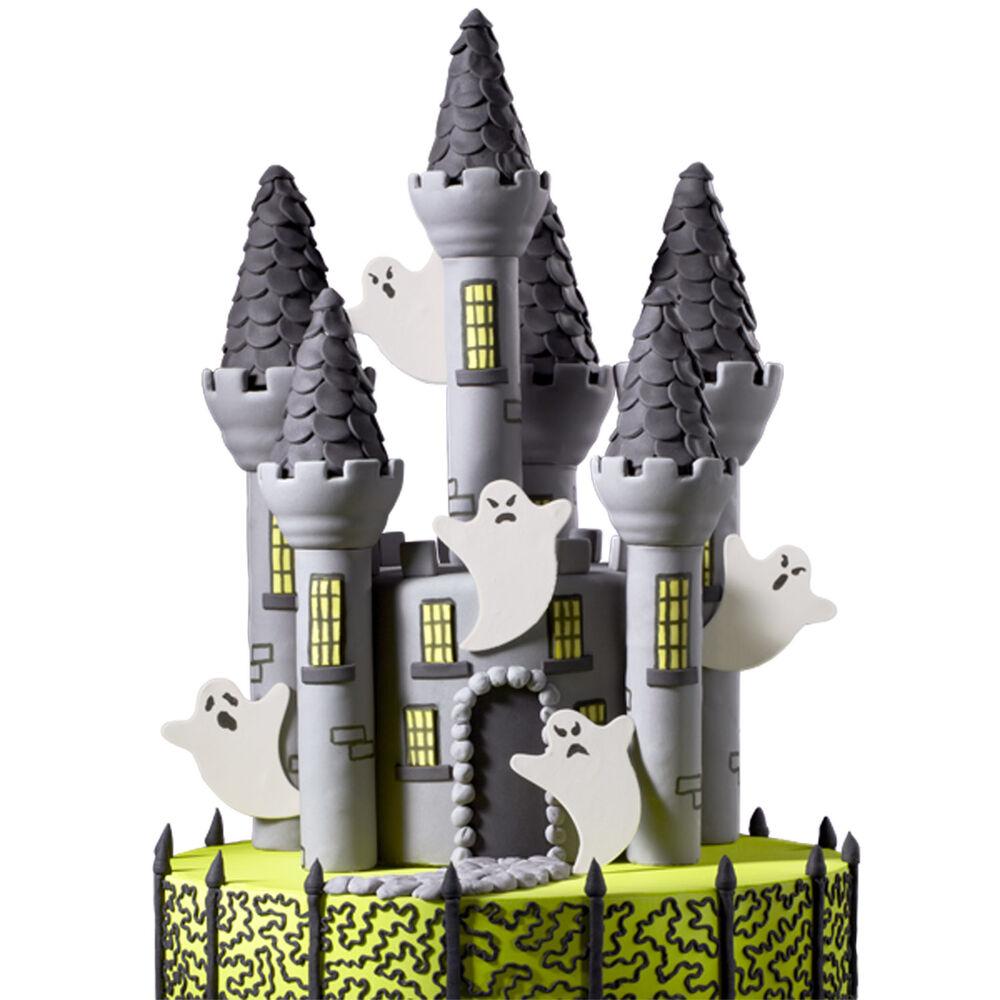 Creepy Castle Cake Wilton