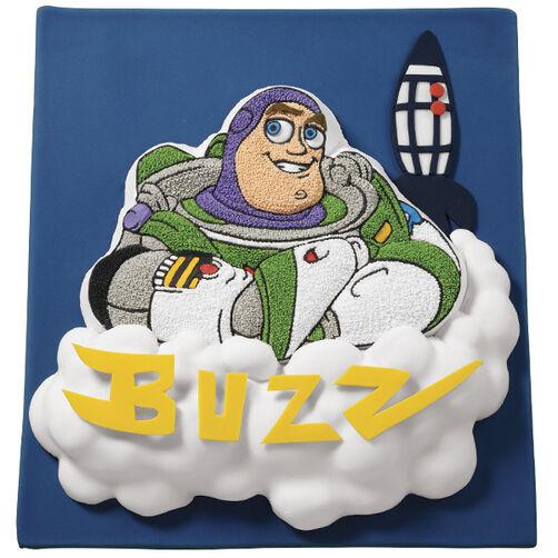 Buzz?s Blastoff Cake