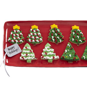 Evergreen Treats Cookies