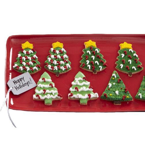 Evergreen Treats Cookies