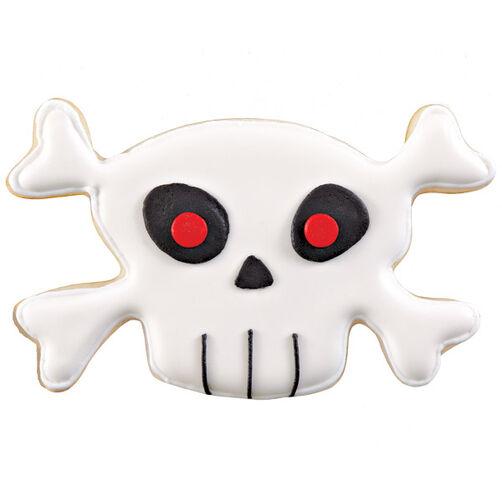 Sinister Skull Cookies