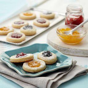 Wilton Grandma's Kolachy Cookies Recipe