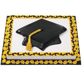 Thinking Cap Cake