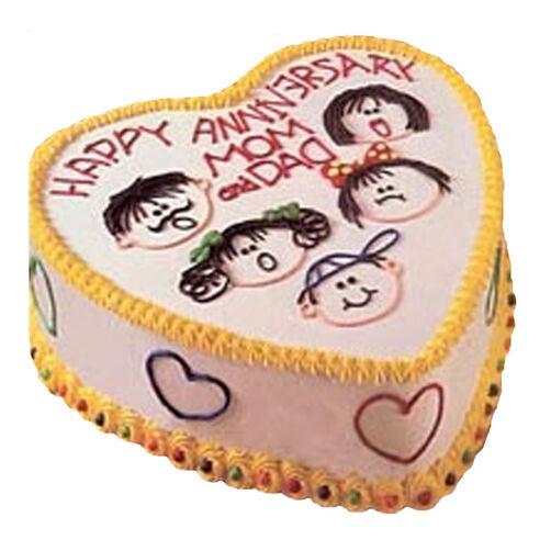 Color Us Happy! Cake