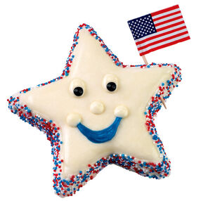United Stars Mini Cake