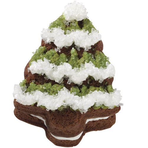 Trim the Tree Whoopie Pies