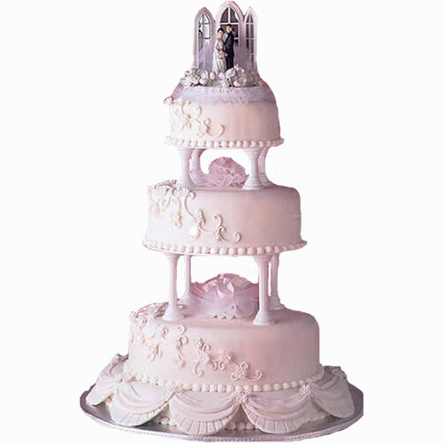 Love Above All Cake