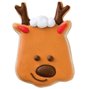 Reindeer Game Cookie