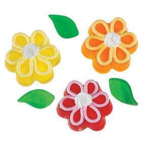 Flower Refreshers Gelatin