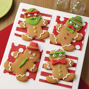 Wilton Gingerbread Cookies