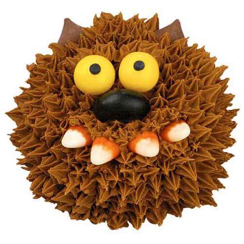 Wacky Werewolf Mini Cakes