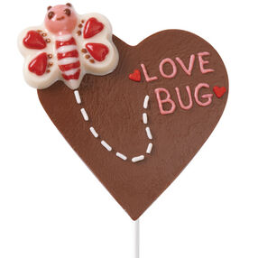 Bee Mine Candy Heart