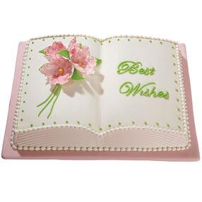 Flowery Tale Cake