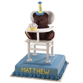 Hail The Birthday King! Cake