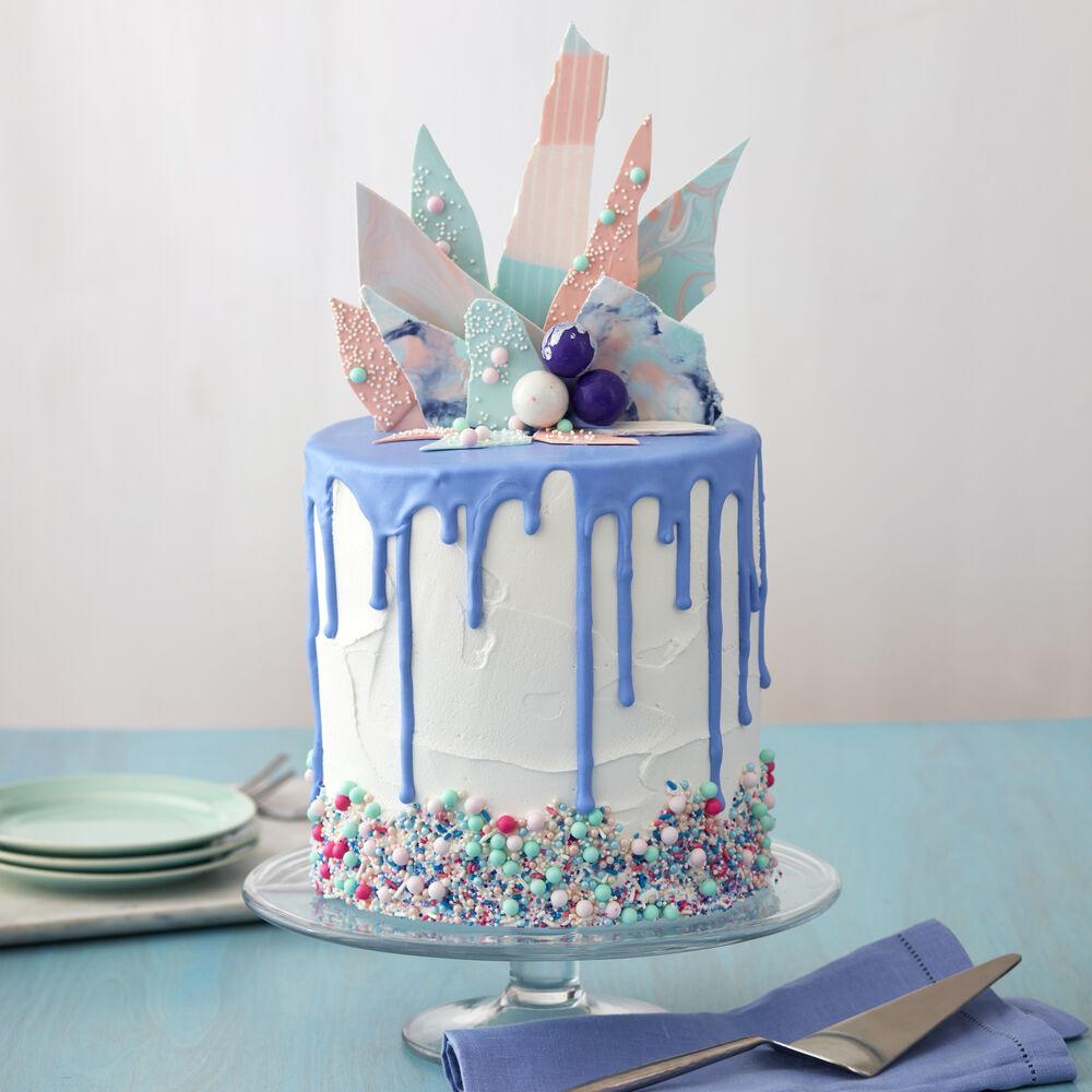 Ideas For Cake Decorating: Piqued Interest Cake