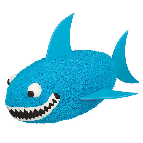 Shark Bite! Cake