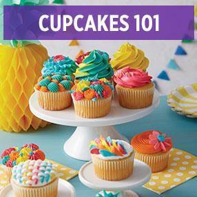 Cupcakes 101 Class