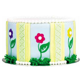 In Full Bloom Cake