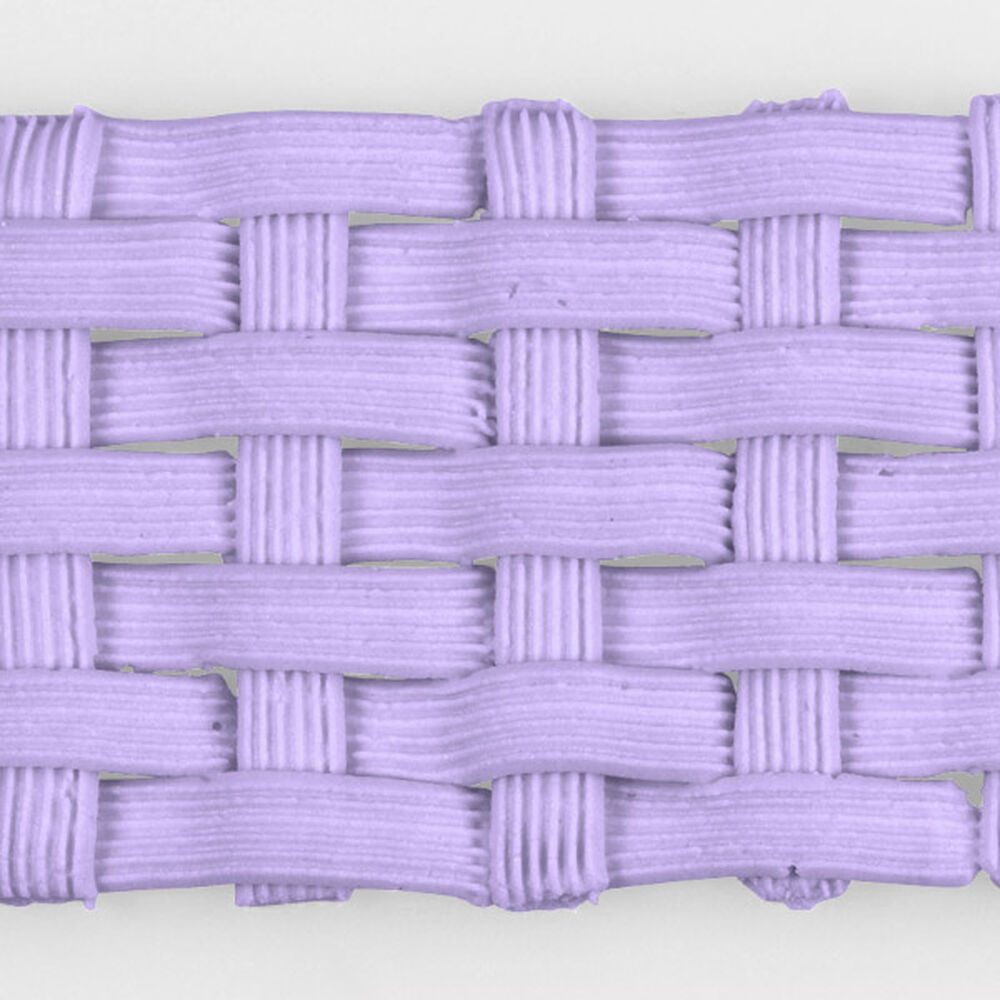 How To Weave A Basket Out Of Cattails : Basketweave wilton