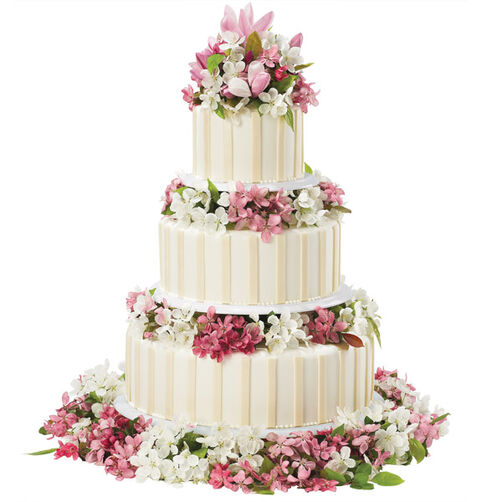 How To Prepare Fresh Flowers For Cake Decoration