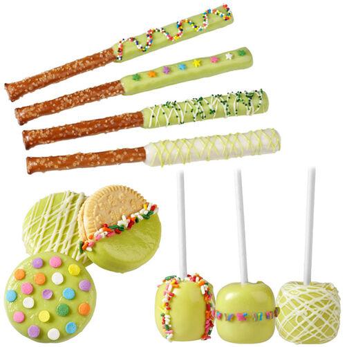 Key Lime Candy Treats