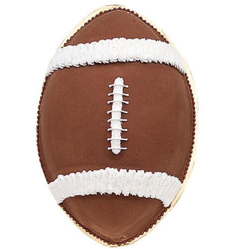 Fast Football Cake