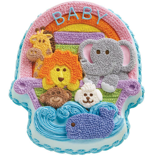 Babies on Board Cake and Cookies