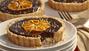 Salted Chocolate Ganache Tartlets