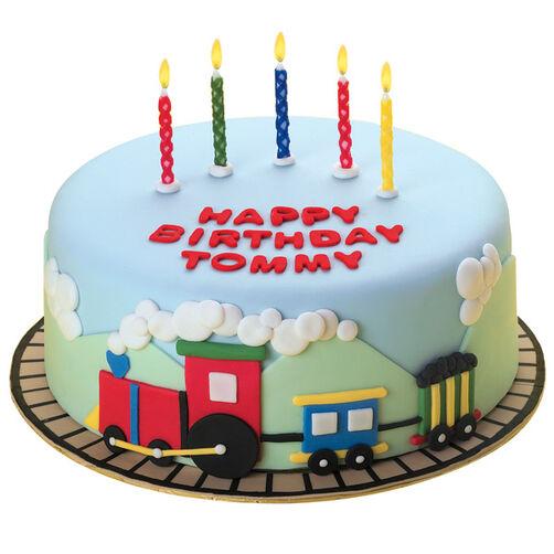 Do the Locomotion Cake