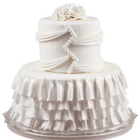 Delightfully White Cake
