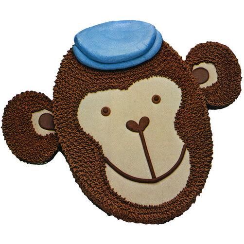 Merry Monkey Cake