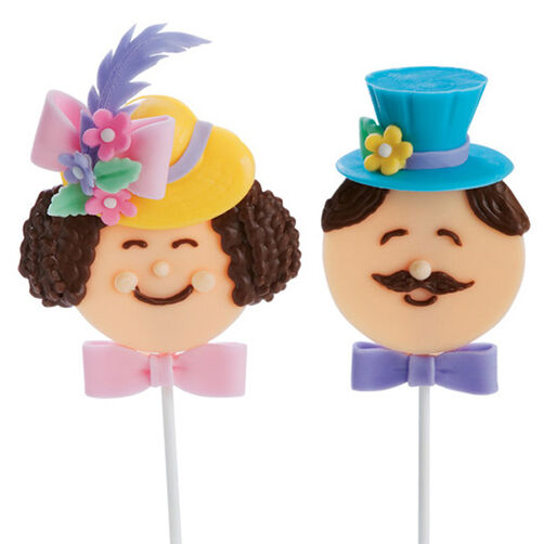 Easter Parade Lollipops