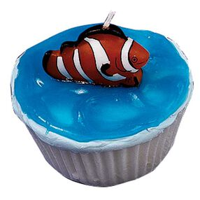 Deep Blue Sea Cupcakes