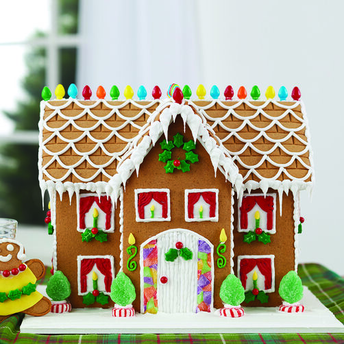 Estate Gingerbread House