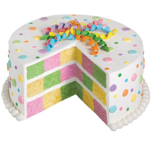 Confetti Celebration Cake