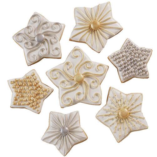 High-Style Stars Cookies
