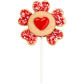 Love is All Around Cookie Pop