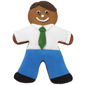 Gingerbread Dad Cookie