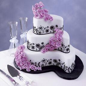 Garden Terraces Cake