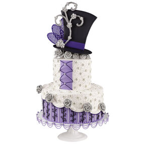 Vintage Resplendent Cake