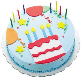 Confetti Commotion Cake