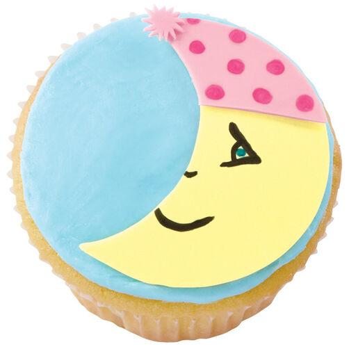 Night, Night Time Cupcakes