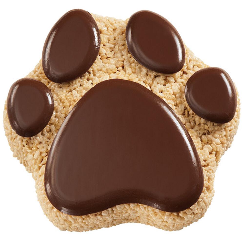 Crispy Critter Paw Cereal Treat Wilton
