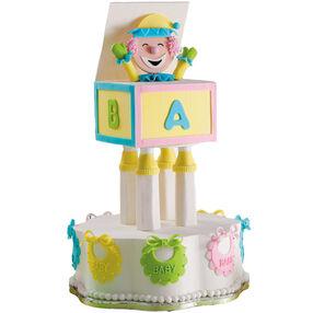 Jack Jumps for Joy! Cake