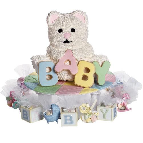 The Bear Necessities Cake