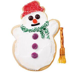 Build a Snowman! Cookie