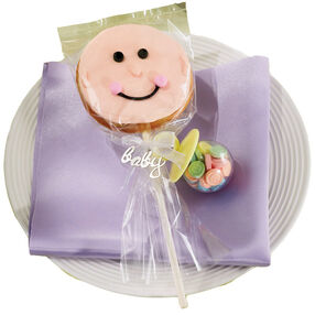Sweet Baby Cookie Pop