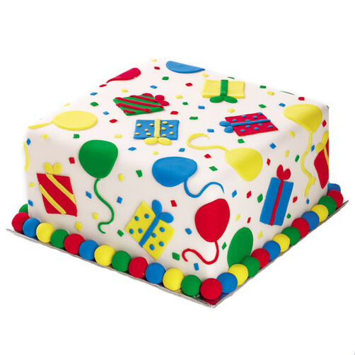 Up for Grabs! Cake