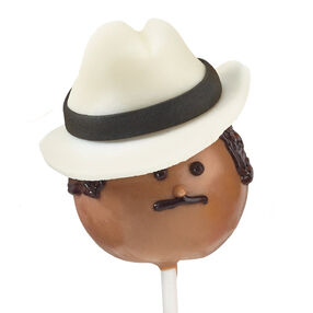 City Slicker Cake Pops